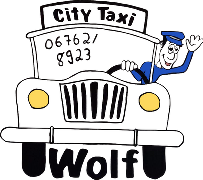 City Taxi Wolf